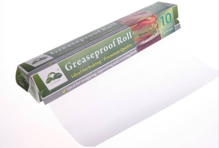 Food Grade Greaseproof Paper Roll