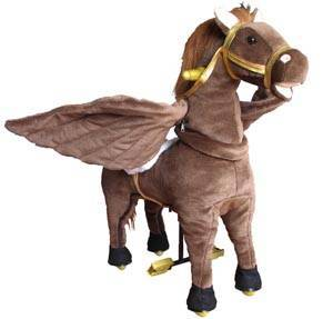 ride on flying horse toy