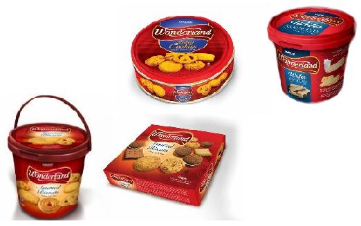 Wonderland Biscuits