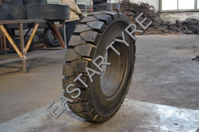 Forklift Tireforklift Solid Tyre (5.00-8)