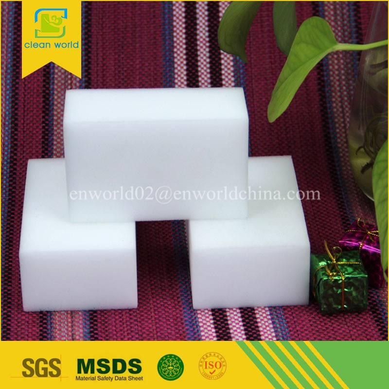 water activiate housework cleaning magic sponge nano melamine foam