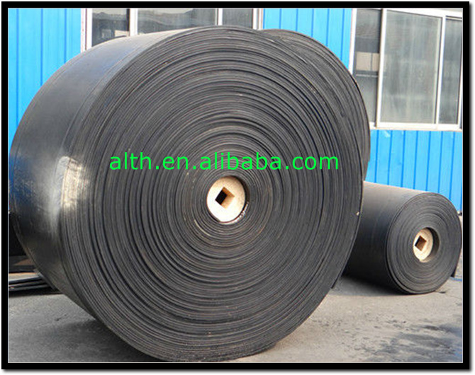Rubber Conveyor belts Polyester Nylon