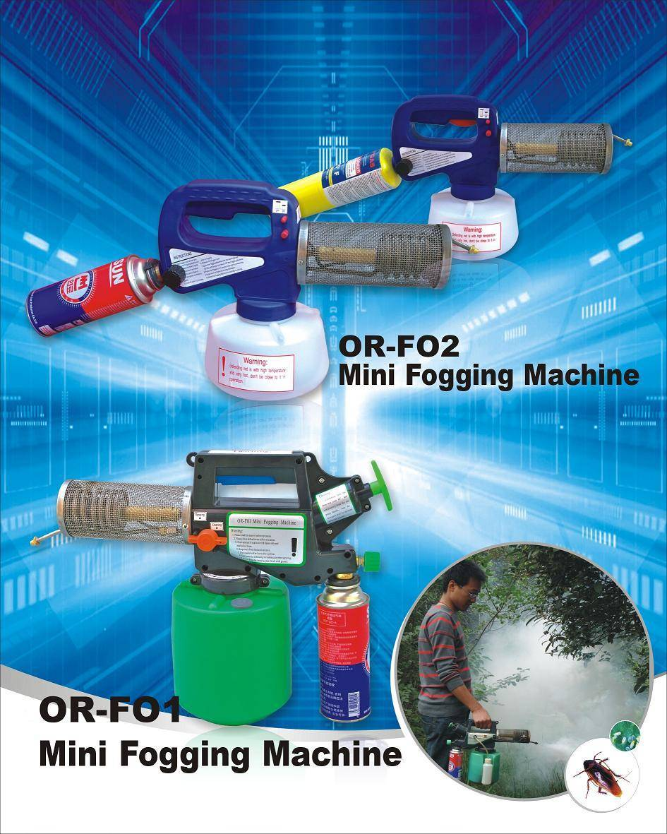 Thermal Fog Machine for fumigation disinfection pest control