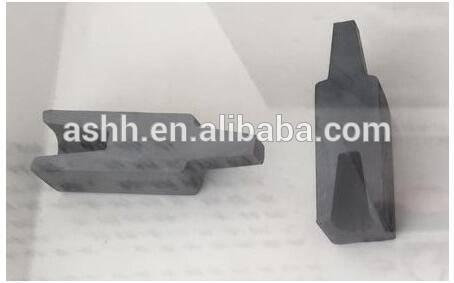 Solid lubricant Block lubricant MoS2 lurbicant Molybdenum disulfide lubricant for wheel flanges