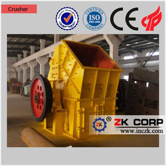 High Efficiency Stone Crushing Machine