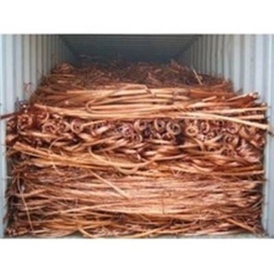 Isri Millberry, Copper Wire Scrap 99.9%