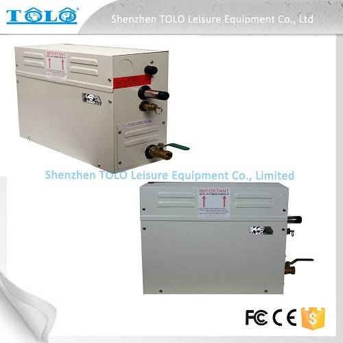 3KW~24KW steam bath generator for wet sauna
