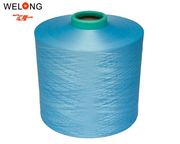 polyester textured yarn for sewing
