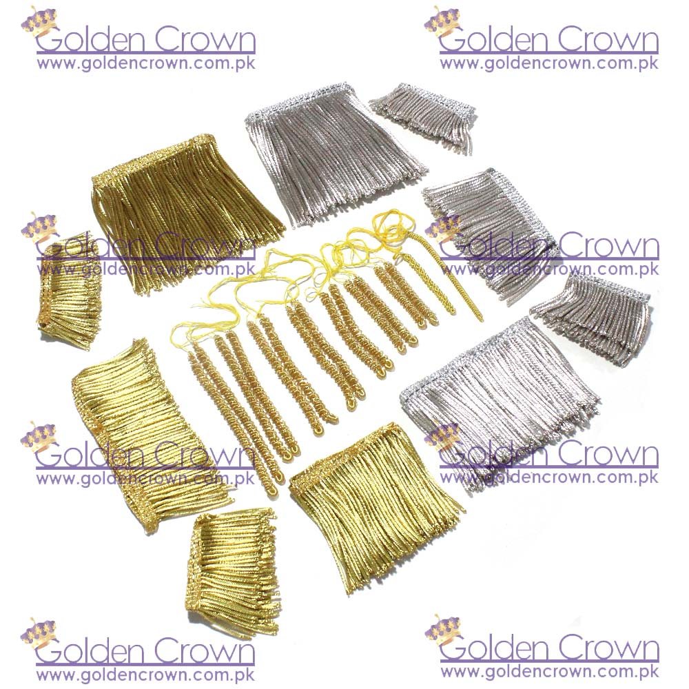 Bullion Fringe Suppliers and Manufacturers