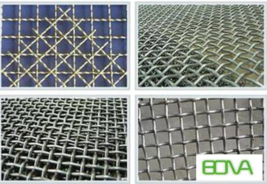 new fashion crimped wire mesh from China