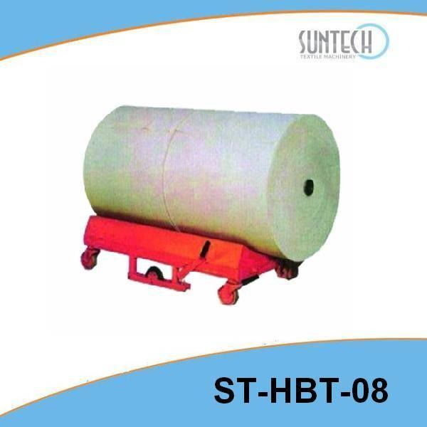Hydraulic Batch Trolley(ST-HBT-08)