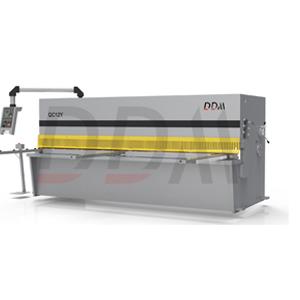 QC12K 6X3200cnc shearing machine for metal cutting