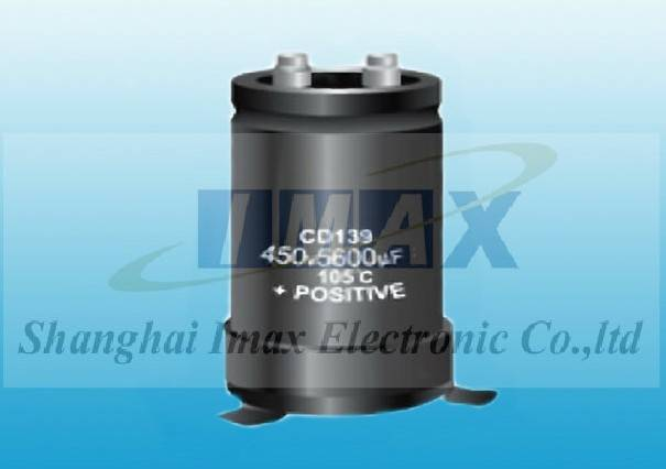 CD139 5000Hours Large Can electrolytic capacitor