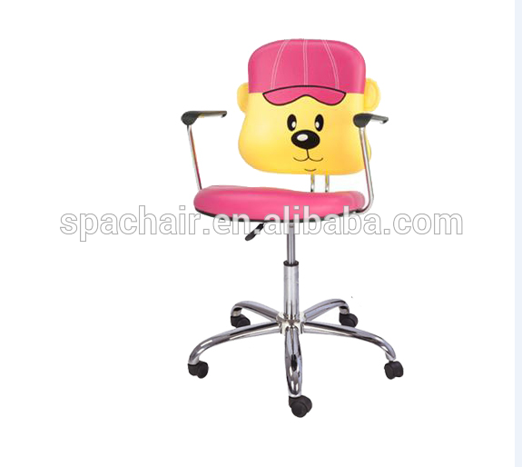 best price pink Barber chair salon chair for children