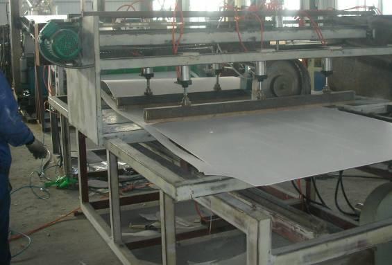 PVC WPC Door Plate/Foam Door Plank Extrusion Machine
