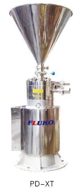 FLUKO PLM Powder & Liquid Mixing System