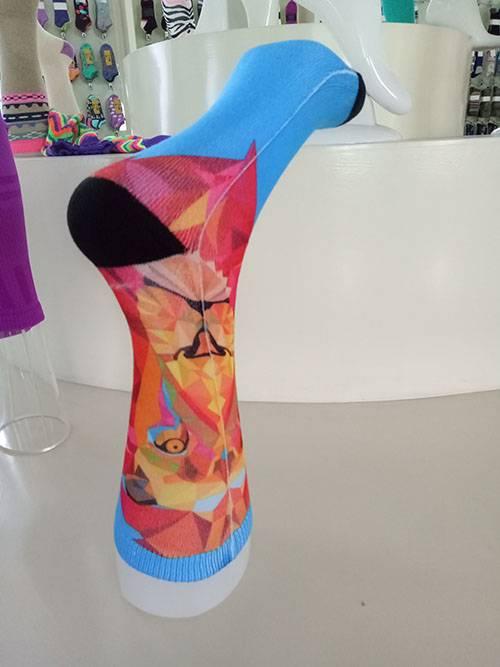 MKMJ women socks printing socks