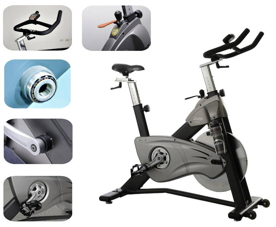 Taiwan-Made Commercial Use Spinning Bikes ACUTE 3933