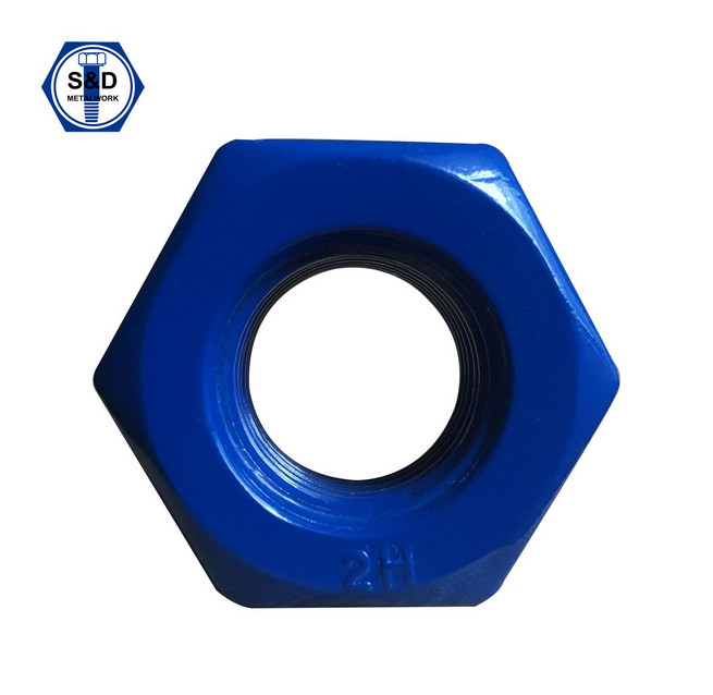 ASTM A194 2H Heavy Hex Nuts