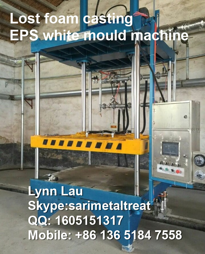 Eps foam mold shaping machine for LFC and plastic