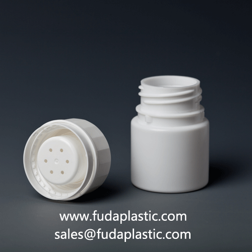 50ml plastic pharmaceutical bottle for tablets