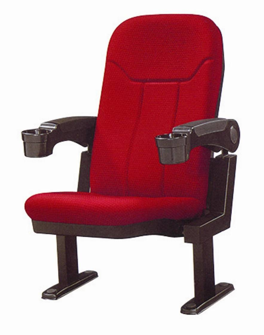 high quality cinema chair/theater seating(MS-6801)