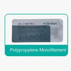 Polypropylene Suture with needle