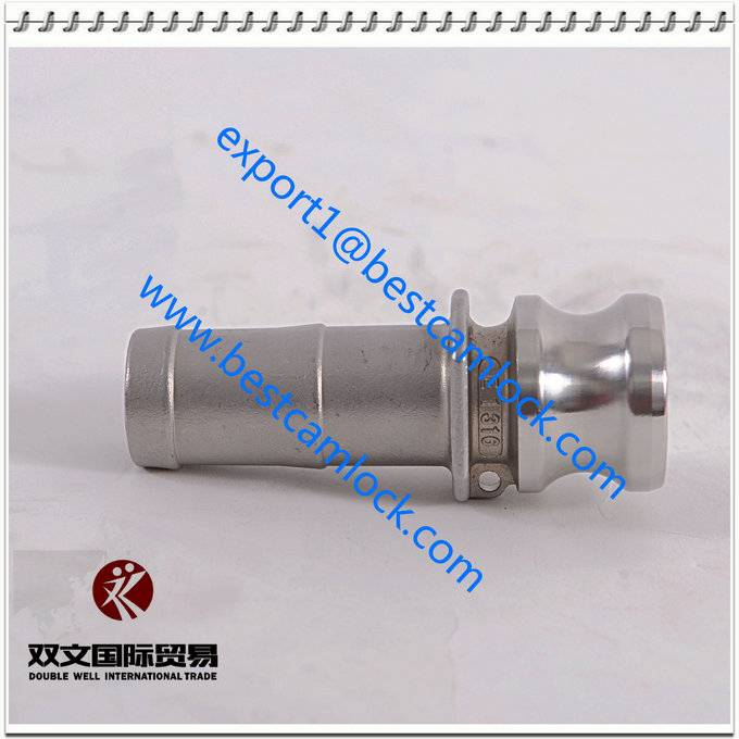 Cam And Groove Quick Coupling type E