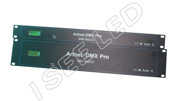 Artnet Controller Artnet to DMX LED Controller Converter