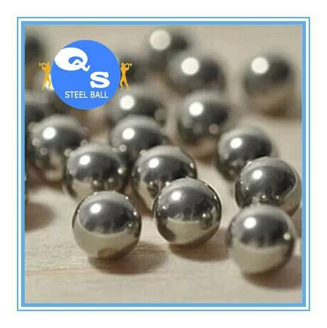 aisi304 stainless steel ball for nail polishing