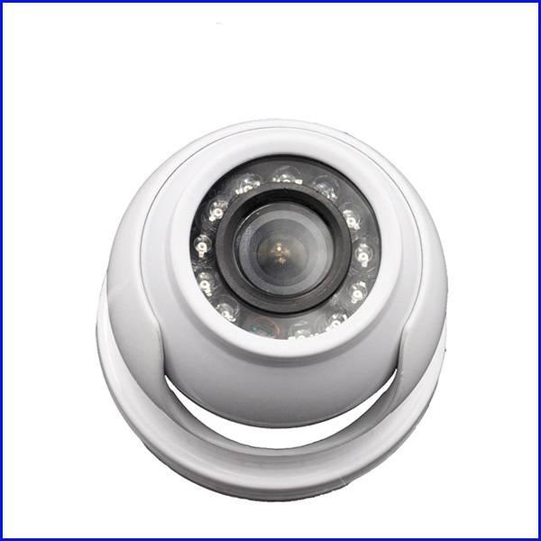 Dome analog mini CCTV Cameras metal housing