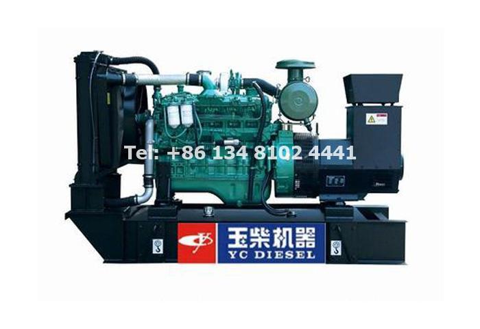 55KW Yuchai Diesel Generator