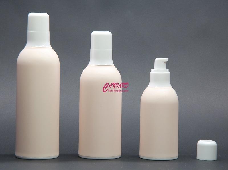 Body shower bottle, HDPE plastic bottle, body lotion bottle