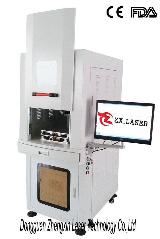 USA laser source UV laser marking machine