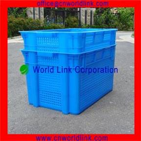 660 Stackable and Nestable Plastic Fruit Container
