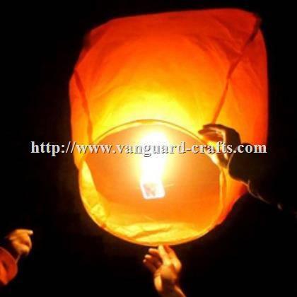 Flying paper sky lantern/ Wish light/ Love lantern/ Flying lantern