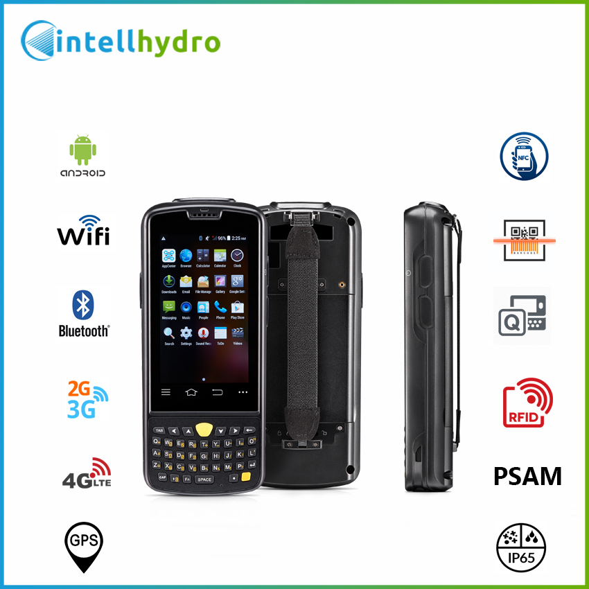 Android PDA with wifi,bluetooth,barcode scanner