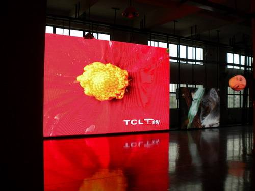 Indoor LED Display, Indoor LED Signs, Indoor LED Screen with Good Quality for Advertisement P7.62