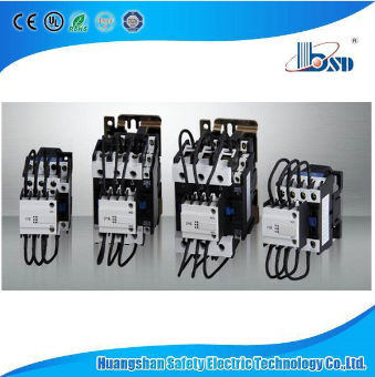Cj19 (16) Switch-Over Capacitor Contactor
