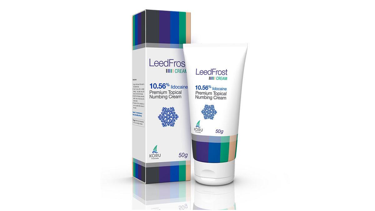 Leedfrost Cream 10.26% 30g/50g