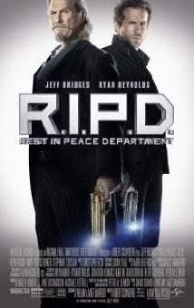 R.I.P.D. dvd movies