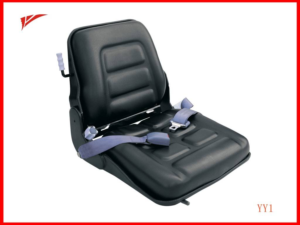 GS12 Forklift Seat with Semi Suspension