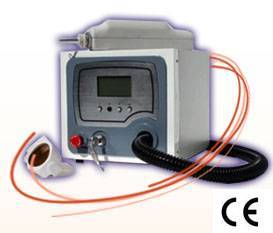 Portable ND YAG Laser Tattoo Removal Machine Q-Switched