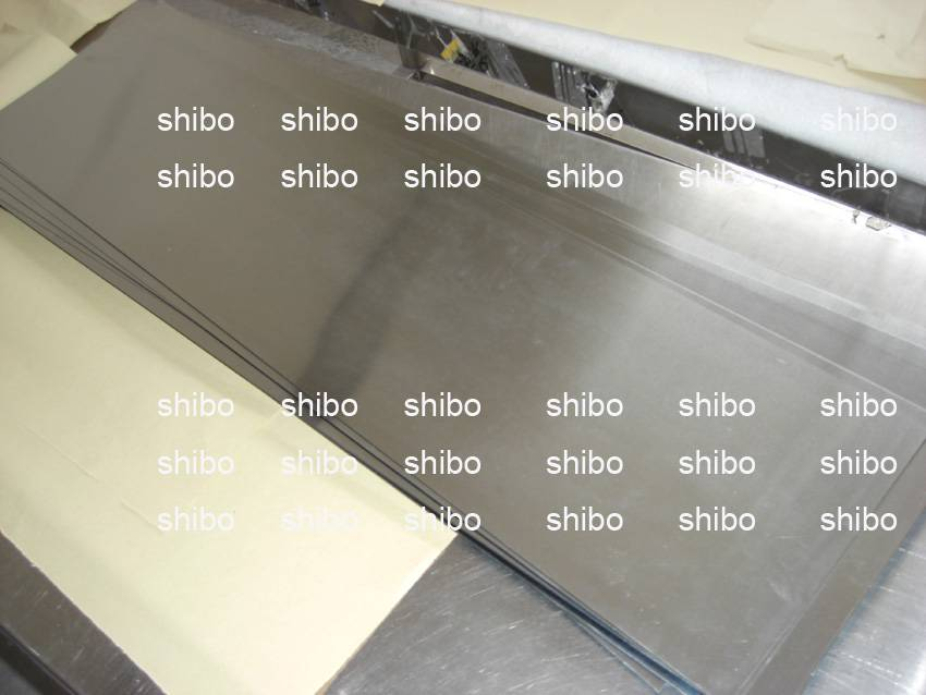 Cold rolled Molybdenum sheet for vacuum furnace