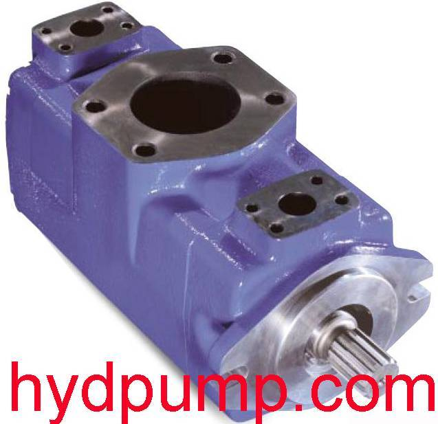 Caterpillar vane pump