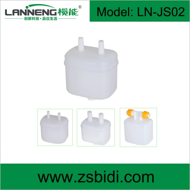 Portable Plastic 0.6L Water Bottle Suitable for 8/9/10mm Biogas Hose from China Manufacturer