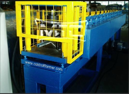 Top Furring Channel Roll Forming Machine