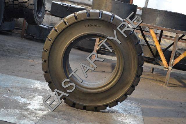 Solid Forklift Tire (8.25-12)
