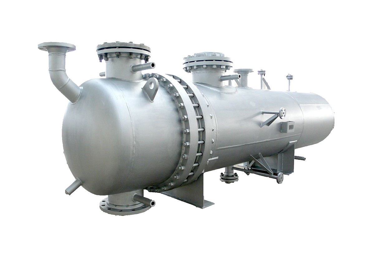 Heat Exchanger and boiler ASME pressure vessels