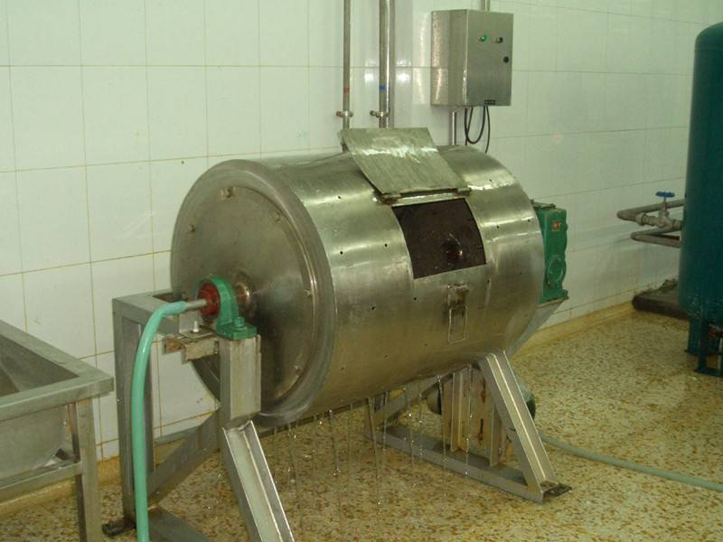 Pig Slaughtering Equipment: Pig Tripe Cleaning Machine